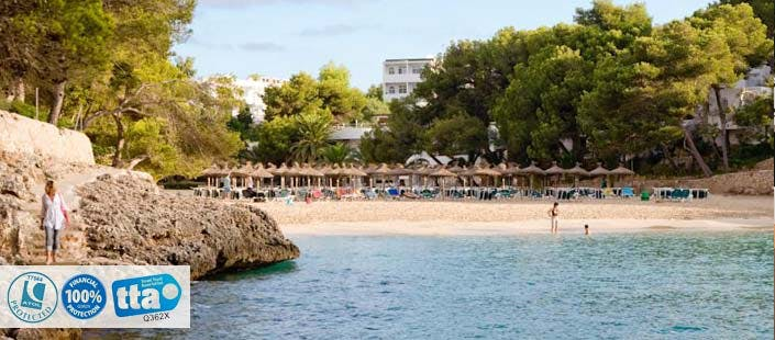 £279 for 3 Nights in Majorca with Return Flights - £42 Low Deposit Required