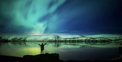£399 for 4 Nights in Iceland with Return Flights - Low Deposit Required