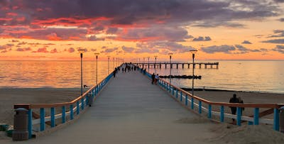 £180 for 4 Nights in Palanga, Lithuania with Return Flights - Low Deposit Required