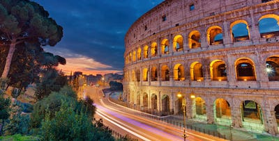 £299 for 3 Nights in Central Rome Hotel with Return Flights - Low Deposit Required