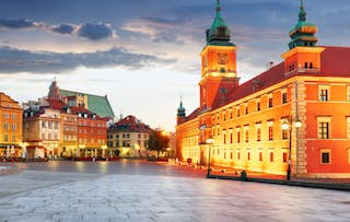 3 Night Stay in Warsaw