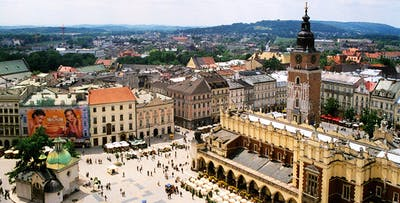 £235 for 3 Nights in Krakow with Return Flights - Low Deposit Required