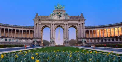 £235 for 3 Nights in Brussels with Return Flights - Low Deposit Required