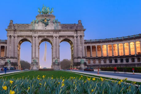 £250 for 3 Nights in Brussels with Return Flights - Low Deposit Required