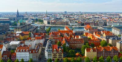 £275 per person for a 3 Night Stay in Central Copenhagen Hotel with Return Flights