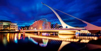 £260 for 3 Nights in Dublin with Return Flights - Low Deposit Required