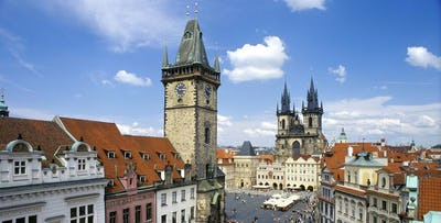 £199 for 3 Nights in Prague with Return Flights - Low Deposit Required