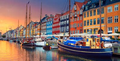 £235 per person for a 3 Night Stay in 3* Copenhagen Hotel with Return Flights