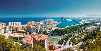 £250 per person for a 4 Night Stay in 4* Malaga Hotel with Return Flights
