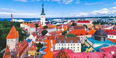 £235 per person for a 3 Night Stay in 4* Tallinn Hotel with Return Flights
