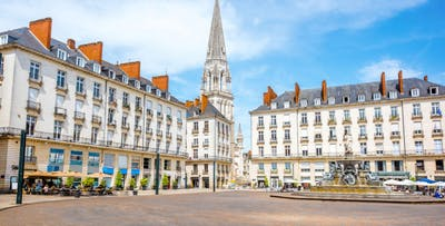 £265 for 3 Nights in Nantes with Return Flights - Low Deposit Required