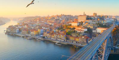 £280 for 4 Nights in 3* Porto Hotel with Return Flights - Low Deposit Required