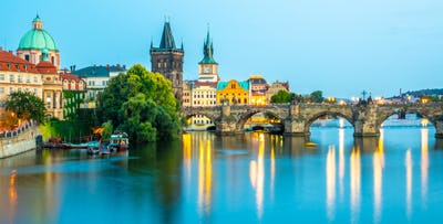 £250 for 3 Nights in Prague with Return Flights - Low Deposit Required