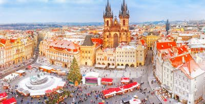 £249 for 4 Nights in Prague with Return Flights - Low Deposit Required