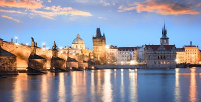 £235 for 4 Nights in Prague with Return Flights - Low Deposit Required