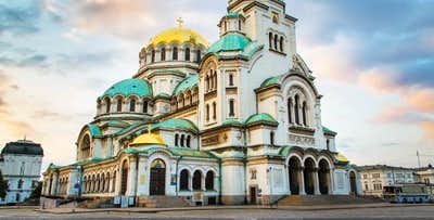 £235 per person for a 4 Night Stay in 4* Sofia Hotel with Return Flights