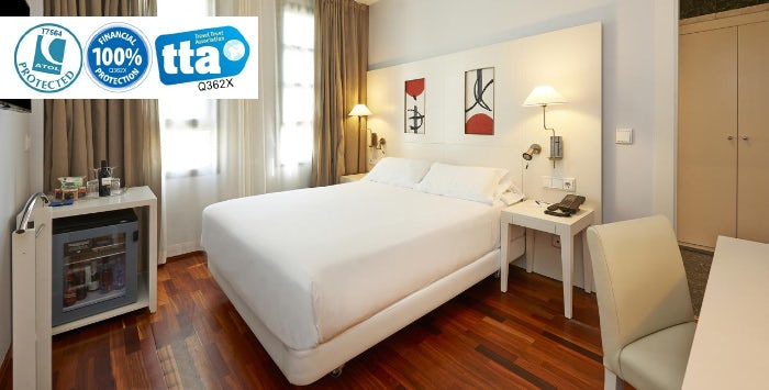 £199 for 3 Nights in 4* Valencia Hotel with Return Flights - Low Deposit Required