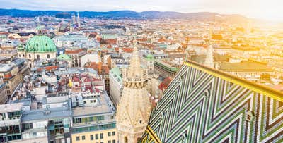 £235 for 3 Nights in Vienna with Return Flights - Low Deposit Required