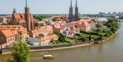 £235 for 3 Nights in Wroclaw with Return Flights - Low Deposit Required