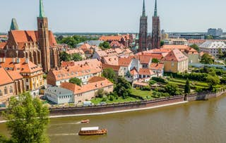 3 Nights in Wroclaw