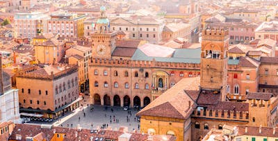 £235 per person for 3 Nights in 4* Bologna Hotel with Return Flights - Low Deposit Required