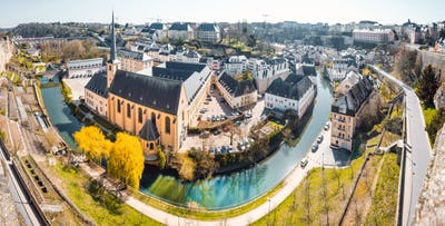 £235 for 3 Nights in Luxembourg with Return Flights - Low Deposit Required