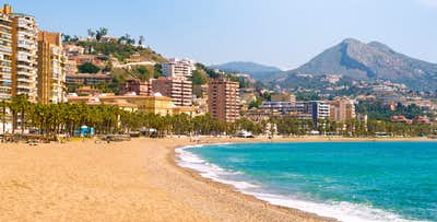 £315 per person for a 4 Night Stay in 3* Malaga Hotel with Return Flights