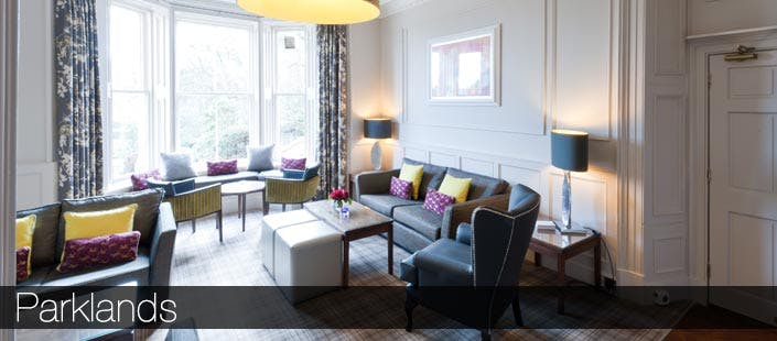 £99 for an Overnight Stay + Dinner Spend & Glass of Champagne for 2