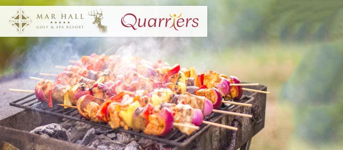 £30 for the Quarriers End of Summer BBQ