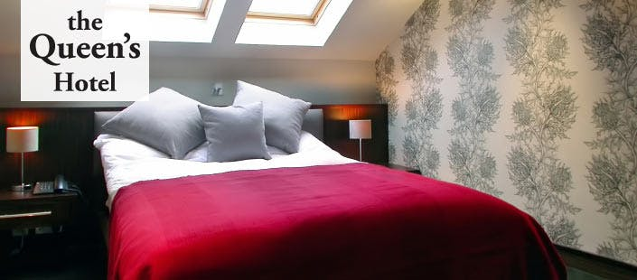 £79 for an Overnight Getaway with Dinner + Prosecco for 2