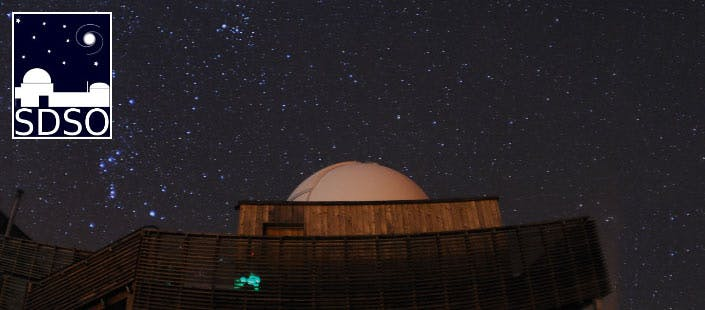 £15 Night Sky Experience for 2