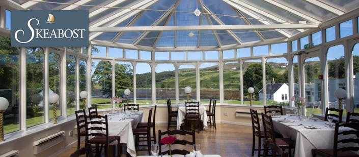 £99 for an Overnight Stay + Cream Tea for 2