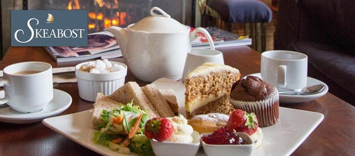 £99 for an Overnight Stay + Afternoon Tea for 2