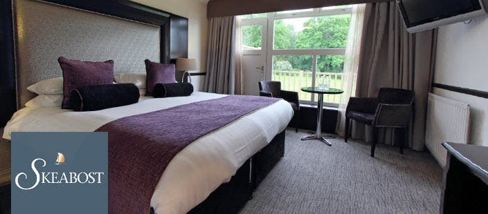 £89 for an Overnight Stay + Cream Tea for 2
