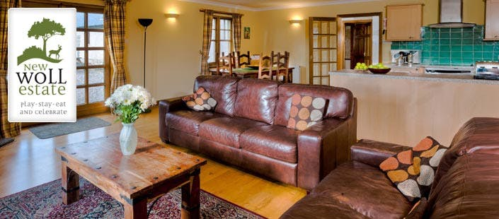 3 Night Weekend or 4 Night Week Day 4* Borders Stay, from £189