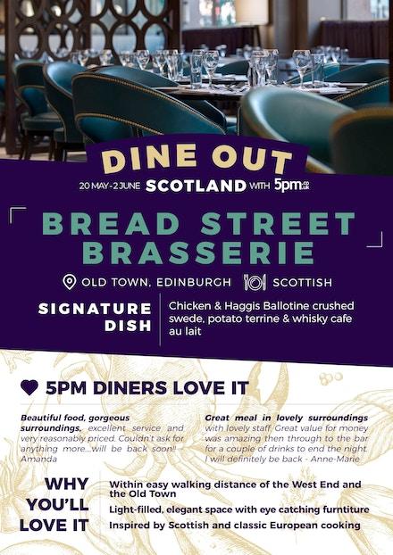 Bread Street Brasserie