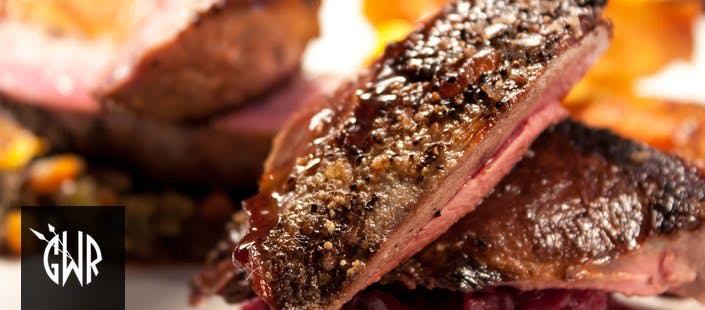 £45 for Chateaubriand Steak + Any Bottle of Wine for 2