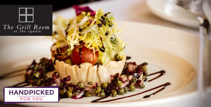 Starter & Main Course Each + Wine for 2, from £29