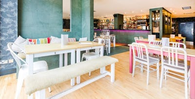 Brunch + Optional Drink for 2, from £12