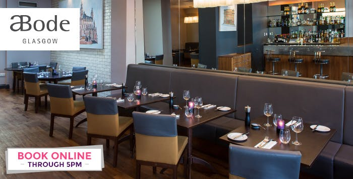 £25 for 2 Course Meal + Bottle of Wine for 2