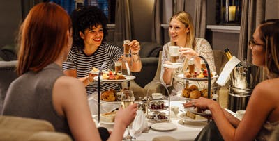£21 for a Prosecco Afternoon Tea for 2