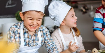 £15 for a Kids Indian Cooking Masterclass