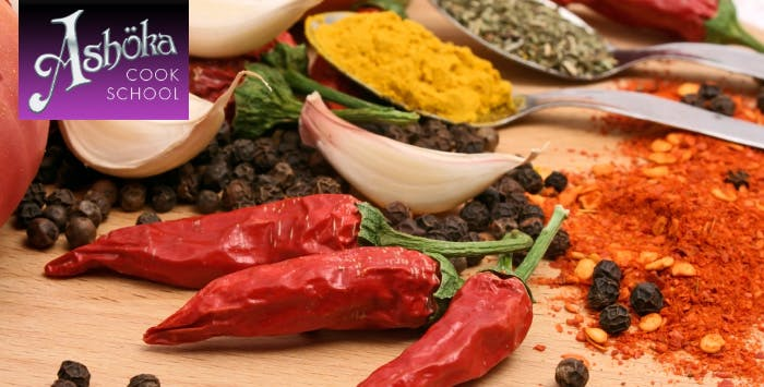 Choice of Indian Cooking Masterclass; from £49