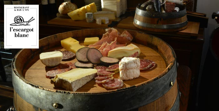 £39 for a Personalised Wine Tasting + Cheese & Charcuterie for 1