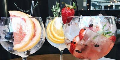 £19 for a Sharing Board + Perfect Serve Gin & Tonic for 2
