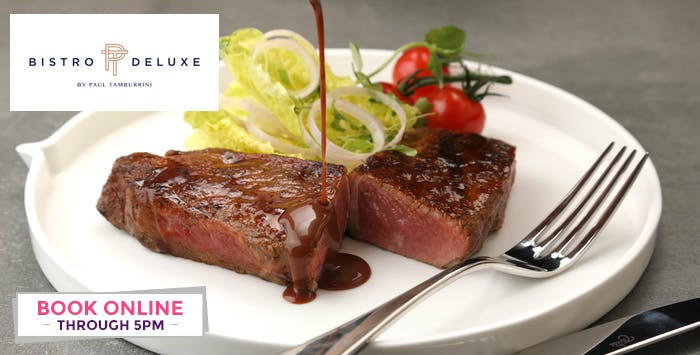 £49 for Butcher's Secret Cut of Scotch Beef with Red Wine for 2