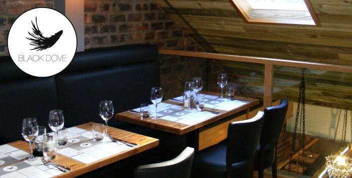 £49 for a 6 Course Tasting Menu for 2