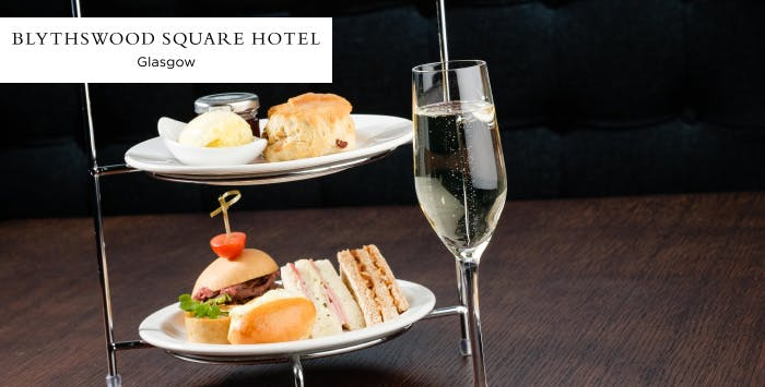 £145 for a Rhassoul Experience with Afternoon Tea or Lunch + Prosecco for 2