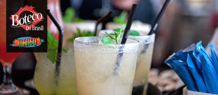 £25 for a 2 Course Meal + Mojito for 2