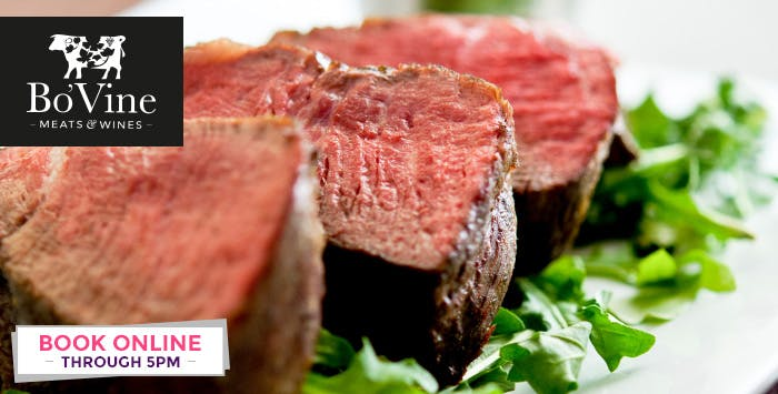£39 for Chateaubriand Steak with Peppercorn Sauce, Triple Cooked Chips + Sparkling Wine for 2